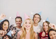 18te urodziny i goście